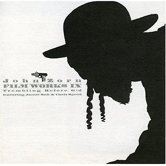 J. Zorn - Filmworks IX-Trembling Before [CD] USA import