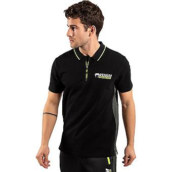 Venum Training Camp 3.0 Polo Shirt Noir/Neo Jaune