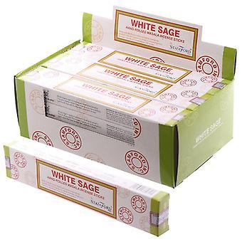 White sage stamford masala incense sticks 12 boxes supplied