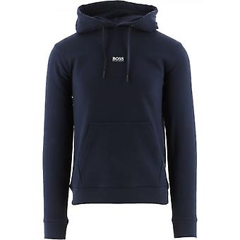 BOSS Blue Weedo 2 Hooded Sweatshirt