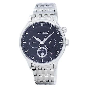 Citizen Eco-drive Kuu Vaihe Analoginen Ap1050-56e Men's Watch
