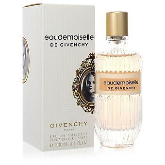 Eau Demoiselle Eau De Toilette Spray af Givenchy 3,3 oz Eau De Toilette Spray