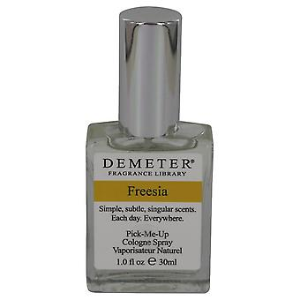 Demeter Freesia Cologne Spray (unboxed) By Demeter 1 oz Cologne Spray