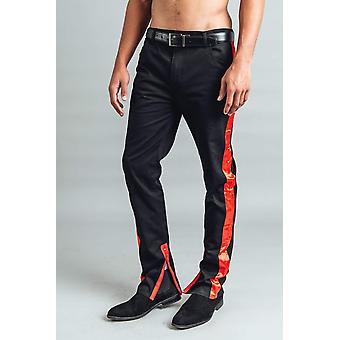 Racetrack pants