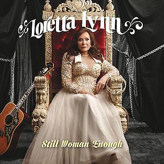 Lynn,Loretta - Still Woman Enough [Vinyl] USA import
