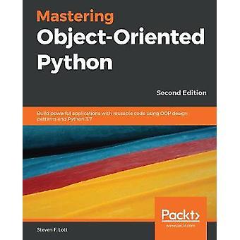 Objektikeskeisen Pythonin hallitseminen - Luo tehokkaita sovelluksia