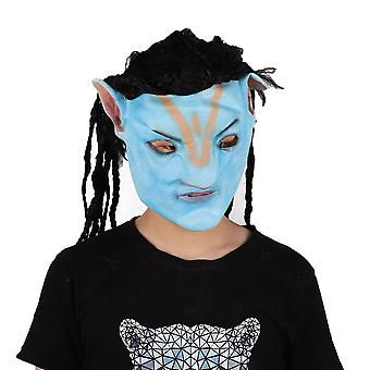 Halloween Ghost Festival Horror Mask Masque Masque Avatar Cosplay Props