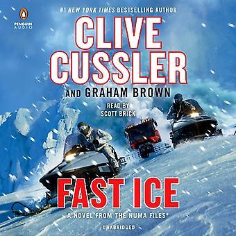 Clive Cussler & Graham Brownin Fast Ice