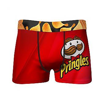 Crazy Boxers Pringles Logo Boxer Briefs