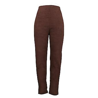 Cuddl Duds Women's Pants Fleecewear Stretch Leggings Red A342094