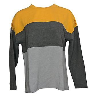 Cuddl Duds Women's Comfortwear Regular Length Pajama Gold A381592