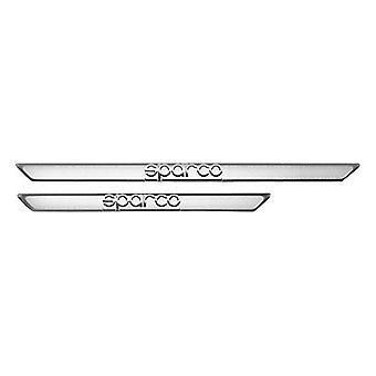 Seuils de voiture Sparco (605 x 35 mm)