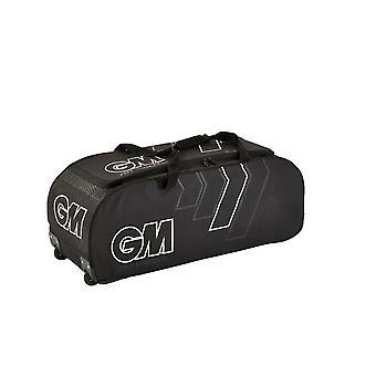 Gunn & Moore GM Cricket 707 Grote Rits All Terrain Heavy Duty Wheelie Kit Bag