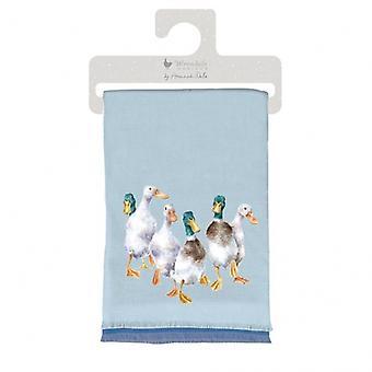 Wrendale Designs Kachní zimní šátek