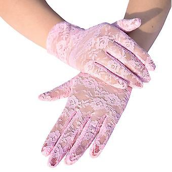 Дыхательные перчатки, Открытый УФ-доказательство экран перчатки