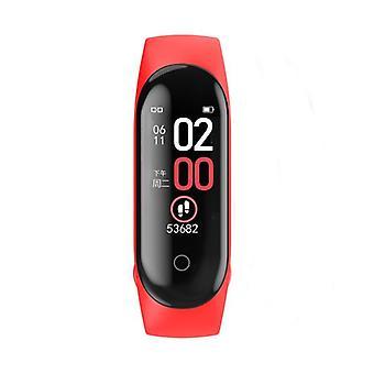 Orologio braccialetto Bluetooth intelligente, sport all'aperto, impermeabile, frequenza cardiaca, sangue