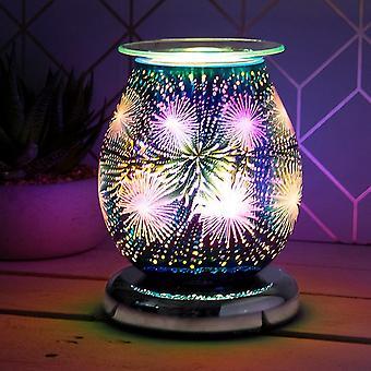 Lust 3d Aroma Bulb Lamp Sparkle