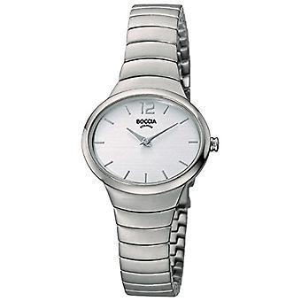 Boccia Analog Quartz Watch Woman with Titanium Strap 3280-01
