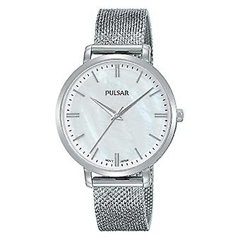 Pulsar Analogueic Watch Quartz Woman with Stainless Steel Strap PH8459X1