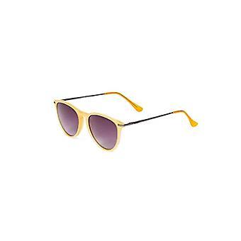 Kimoa Lisboa Yellow, Unisex Sunglasses, Yellow, Normal