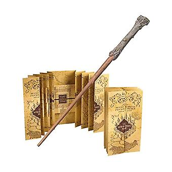 Harry Potter Wand and Marauders Map Prop Replica from Harry Potter
