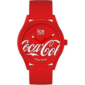 Ледовые часы - COCA COLA×ICE-WATCH - Красный - Средний - 3H - 018514