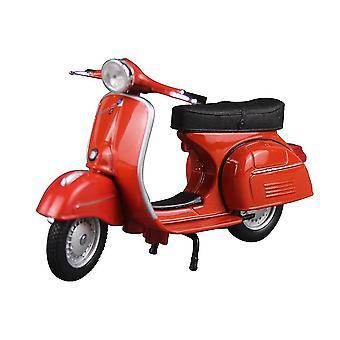 1:18 Feriado Romano Piaggio Pedal MotoCiclismo Simulação De liga Modelo de Carro Esportivo Brinquedos
