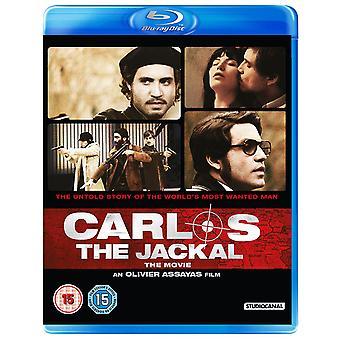 Carlos Schakalen Blu-ray