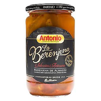Auberginer från Almagro Conservas Manchegas Antonio (580 ml)