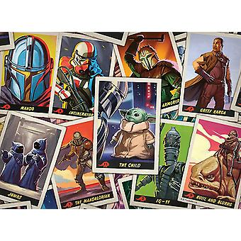 Ravensburger Star Wars The Mandalorian The Child Jigsaw Puzzle (500 Pieces)