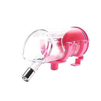 350ml Kompakte automatische Haustier Trinkbrunnen Wasser Feeder Wasserspender