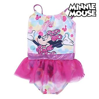 Swimsuit for Girls Minnie Mouse Pink