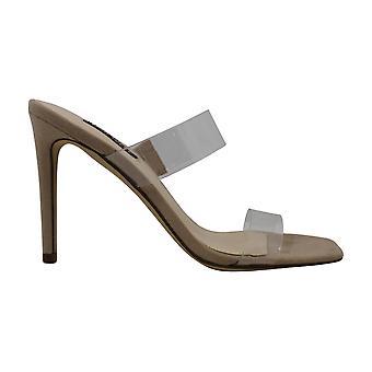 Nine West Womens ZARLEY Open Toe Heeled Sandals