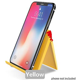 Mimigo The New Desktop Mobile Phone Flat Bracket Is A Foldable Lazy Bracket, Which Is Suitable For Iphone, Ipad, Mobile Phone And All Android Smartpho