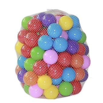 Playground balls eco friendly colorful pits soft plastic ocean ball kids