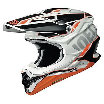 Shoei VFX-WR Allegiant TC8 Motocross & ATV Hjälm Orange