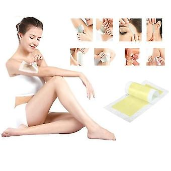 Roll Underarm Hair Removal Wax Strip Paper Beauty