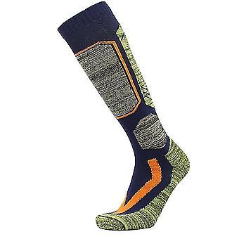 High Quality Cotton Thick Cushion Knee Socks