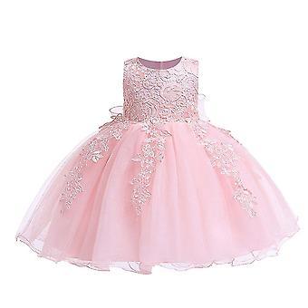 Neugeborenen Baby Hochzeit Party Prinzessin Kleid