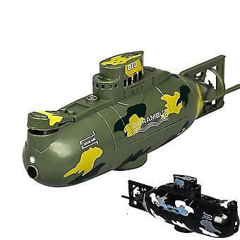 Nopea kauko-ohjaus Sotilaallinen Mini Sukellusvene Lelu