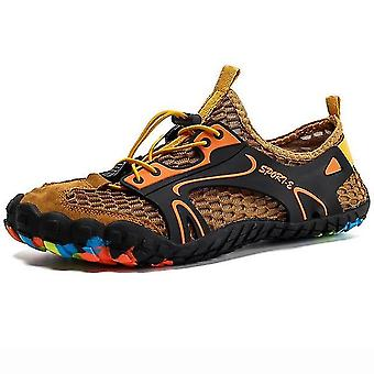 Summer Breathable Men Hiking Shoes Outdoor Sneakers Climbing Sport Shoe