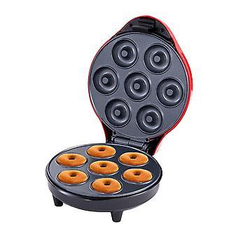 1200W Automatic Donut Machine For Breakfast Snacks Desserts Mini Electric  Plug|Waffle Makers