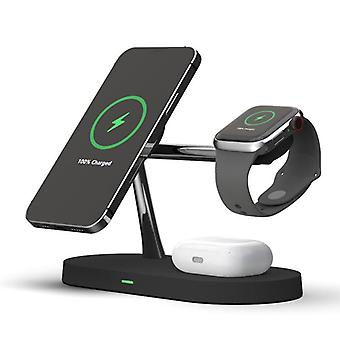 3 In 1 Magnetic Wireless Charger For IPhone 12 Pro Max/ Mini Chargers For Holder|Wireless Chargerse