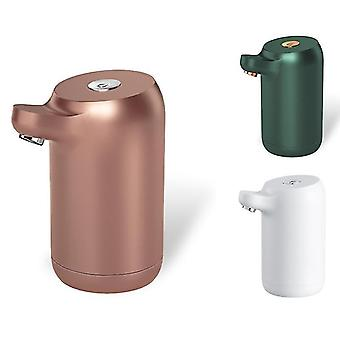5 Gallon usb portable bouteille d'eau pichet distributeur automatique pompe électrique (Clair)