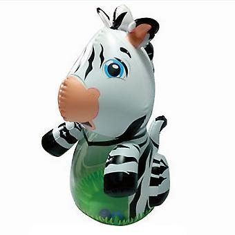 Pvc copii gonflabile jucărie Zebra