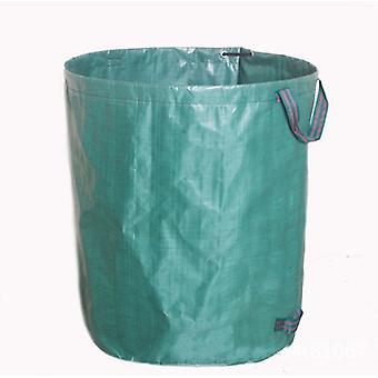 大きなサイズ折りたたみガーデンリーフバスケットゴミ箱ゴミ袋容器缶60l-300l