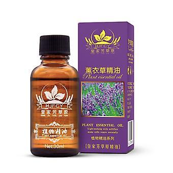 Siunattu 30ml kasviterapia lymfaattinen drainage-laventeli kehonhoitoöljy