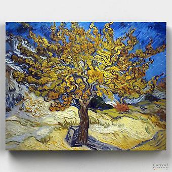 עץ התות - וינסנט ואן גוך