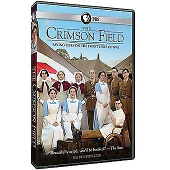 Crimson Field (U.K. Edition) [DVD] USA import
