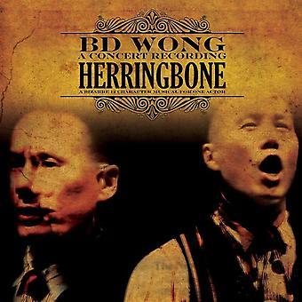 Bd Wong - Herringbone / O.B.C. [CD] USA import